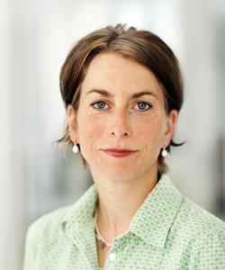 Supervisor Nina Cederberg