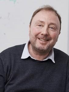 Supervisor og udviklingsdirektør Jakob Hassing Pedersen