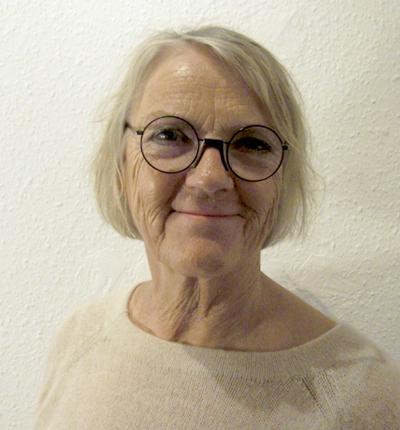 Supervisor Anne Karin Smidt, cand.pæd.psych.aut.